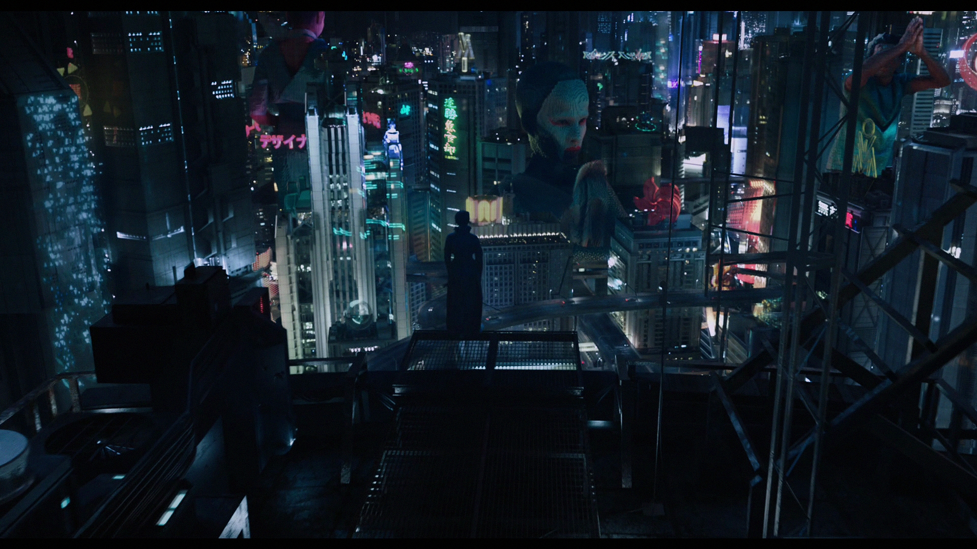 Ghost In The Shell 2017 Review Brett Chalupa S Journal