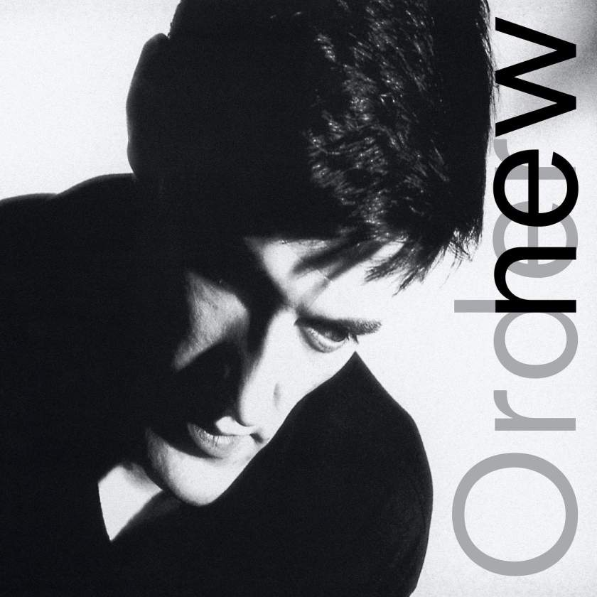 New Order - Low-Life Album Cover