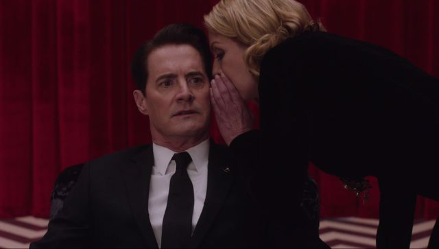 Twin Peaks The Return Whisper