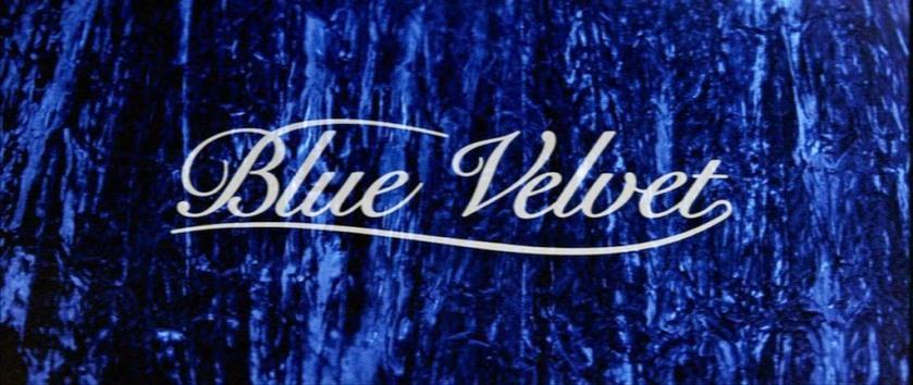 Blue Velvet Title