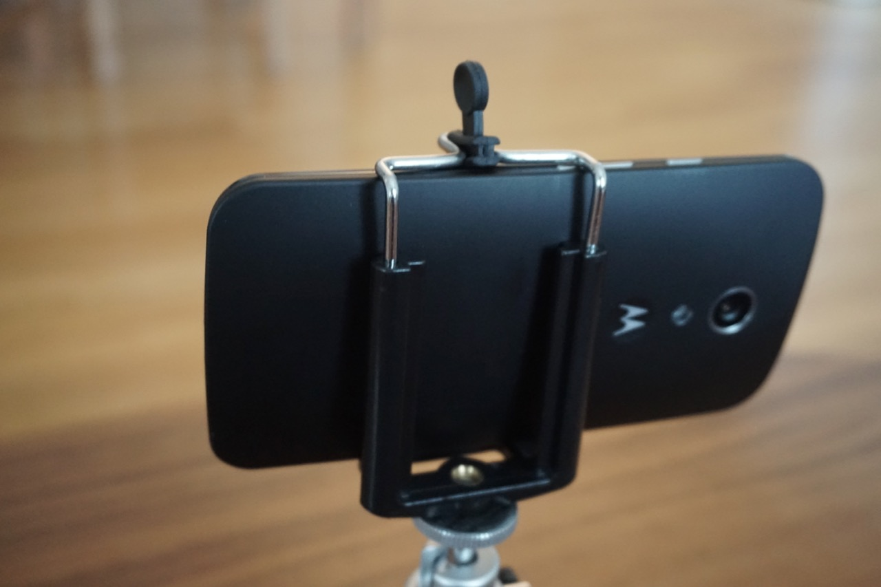 Cheap Tripod Mount for Phones
