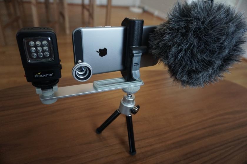 Frankenphone Setup