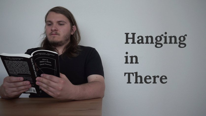 Hanging in There - Cover v1