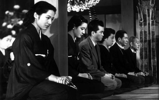 Tokyo Story Funeral Still