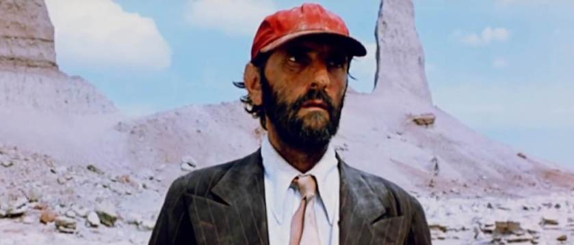 Paris Texas - Harry Dean Stanton
