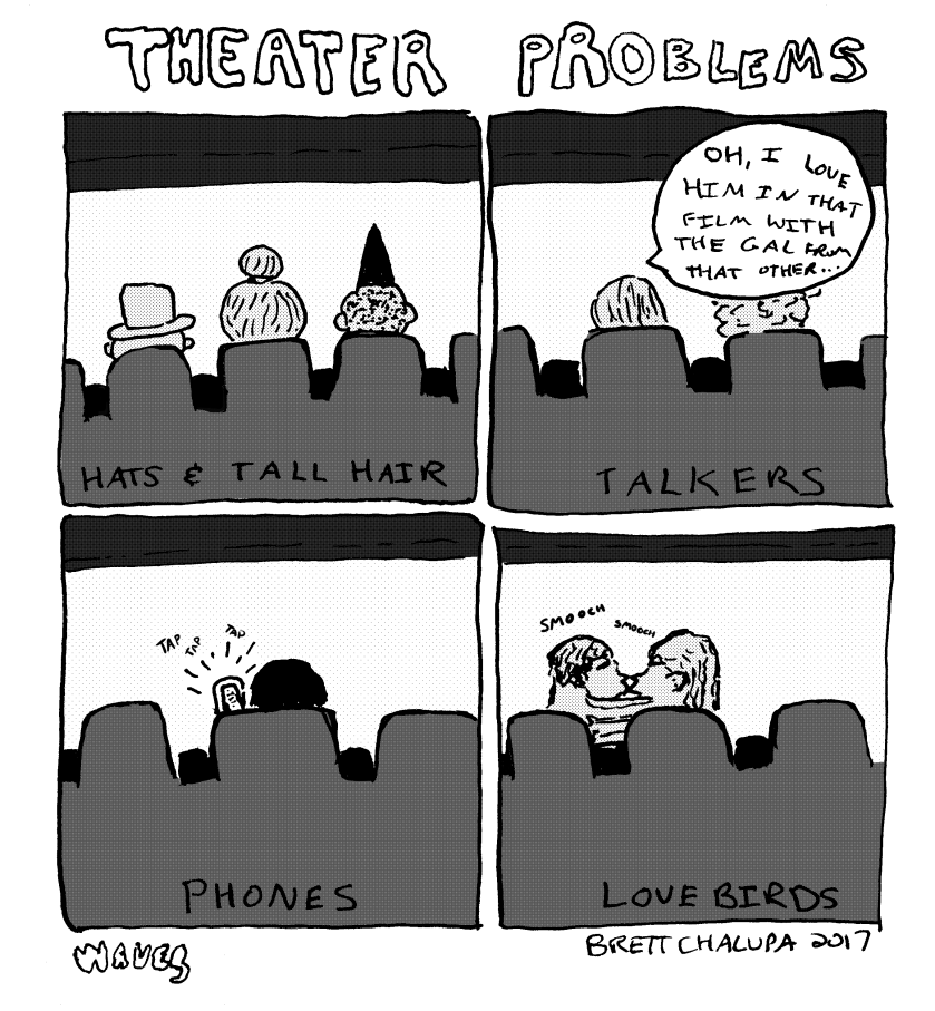 Waves - Theater Problems