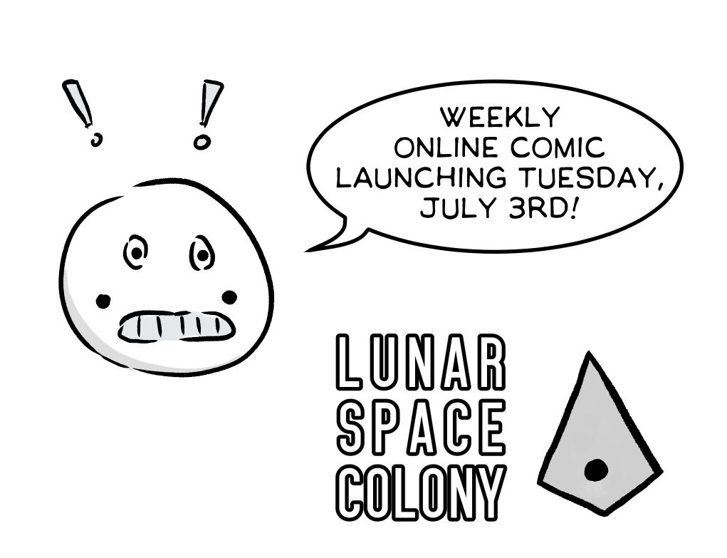 Lunar Space Colony Launch Date and Preview