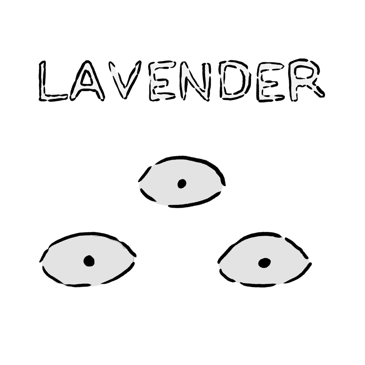 Lavender, My First 24-Hour Comic