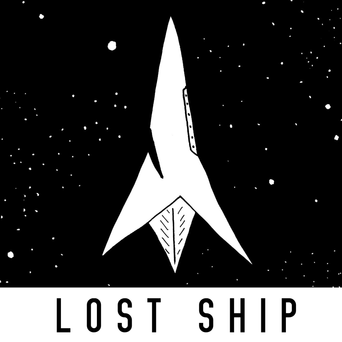 Launching Lost Ship